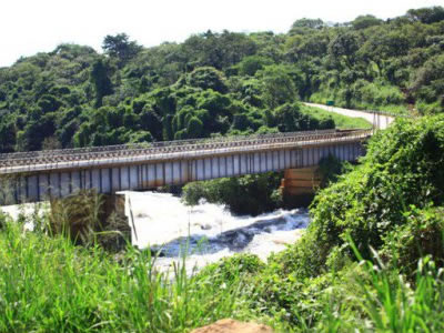 Visit Karuma Falls