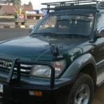 4x4 Uganda Car Hire